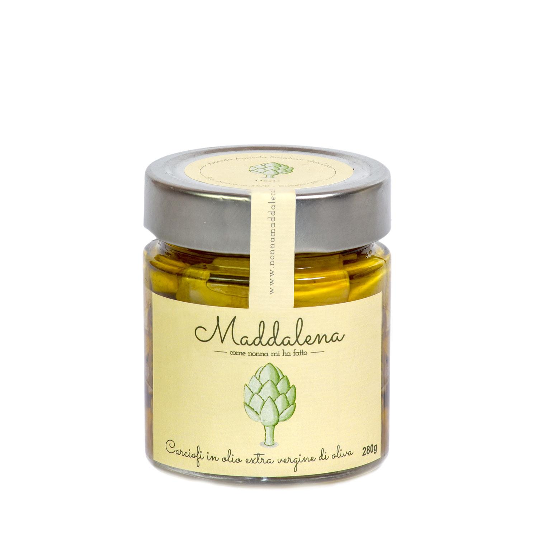 artichokes-in-oil-nonna-maddalena